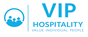 VIP Hospitality Logo